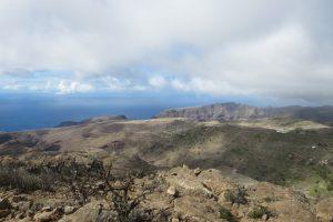 La Gomera – Auf den Tafelberg Fortaleza