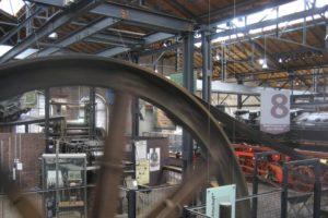 Eingepackte Luft und Zinkwerk Altenberg