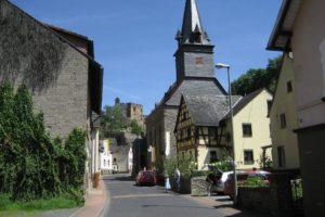 Lahnwanderweg #1: Von Diez nach Laurenburg