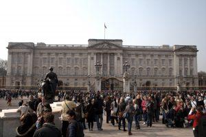 London: Die Queen und das Pflichtprogramm