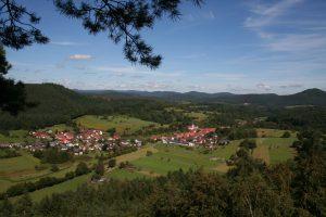 Felsenland Sagenweg: Petersbächel – Bruchweiler-Bärenbach
